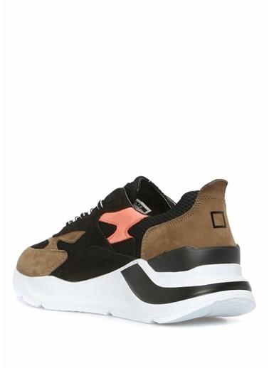 D.A.T.E. Sneakers Siyah